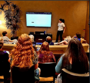 Amanda's Presentation